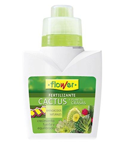 Flower 10722 10722-Abono líquido Cactus y Plantas crasas, 300 ml, No Aplica,...
