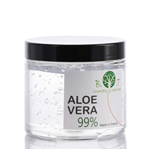 Gel Puro de Aloe Vera de Canarias 200 ml Regenerador 100% natural Hidratante Todo...