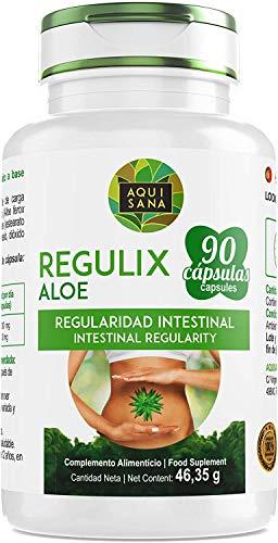 Detox Adelganzante - Detox Aloe Vera | Regulix Aloe -Aquisana | Detox Depurativo,...