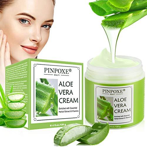 Crema de Aloe Vera, Crema Facial de Aloe, Gel de Aloe Vera, Crema Corporal de Aloe...
