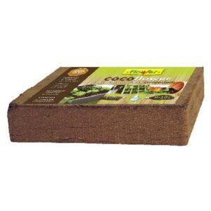 fibra de coco para plantas battle