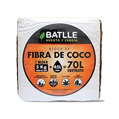 fibra de coco para cultivo