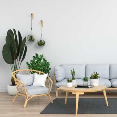 Estilo mediterráneo para decorar tu salón