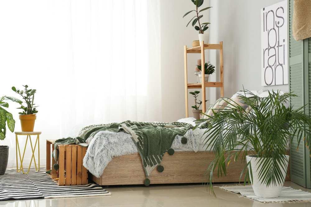 crear un rincon verde en hogar